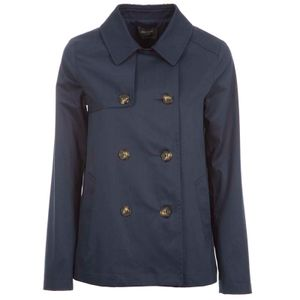 Lamai double-breasted trench coat