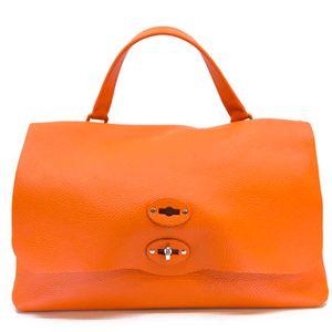 Postina M Bag Pure Orange Line