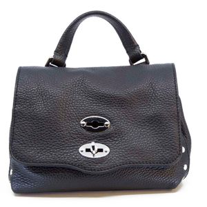 Postina Baby Bag Daily Line Black
