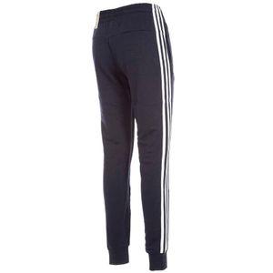 Pantalone jogger W 3S FT C PT blu