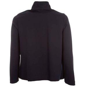 Oppla maxi viscose sweatshirt