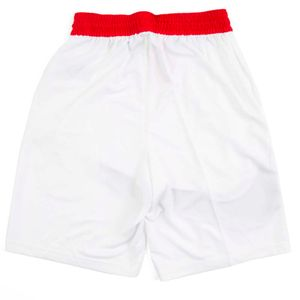 Basketball shorts with black mustache