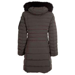 Seriola Ml 05 Fur black down jacket