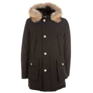 Parka Arctic Detachable Fur nero