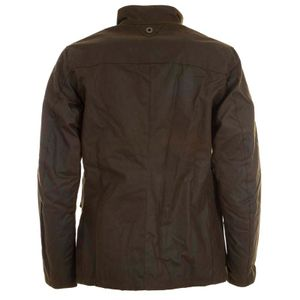 Leeward Wax green jacket