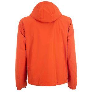 Typhoon Save the Sea orange jacket