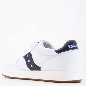 Sneakers Jazz Court White Navy