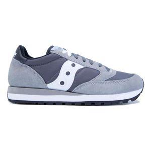 Sneakers Jazz Original Dark Grey White