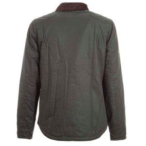 Reelin Wax Green Jacket