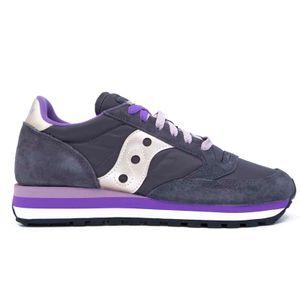Sneakers Jazz Triple Grey Purple