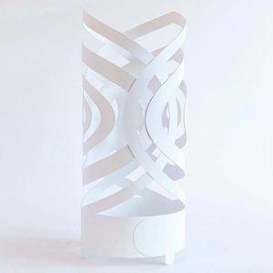 Optical white umbrella stand