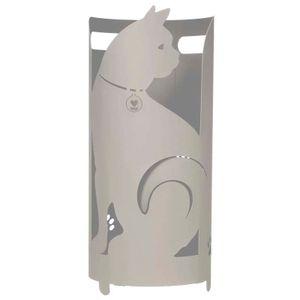 Umbrella stand Gray cat