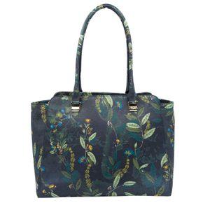 Shopping Bag Winter Foliage Fir