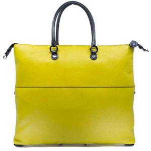 Shopping Bag G3 Plus con pocket zip Cedro
