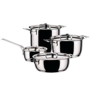 Pots & Pans 9-piece cookware set