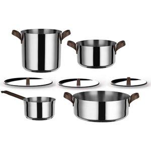 Edo 7-piece cookware set