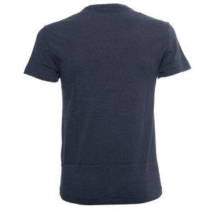 T-Shirt Custom Slim Fit Medieval Blue