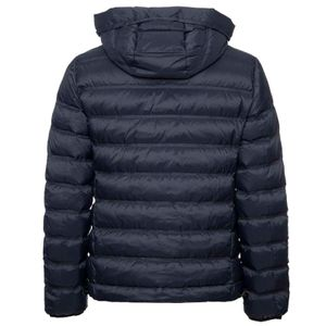Boggs Kn navy blue down jacket