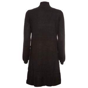 Black knitted dress Gender