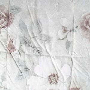 Double quilt padded with goose down