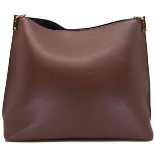 Shoulder bag in Frank coated fabric