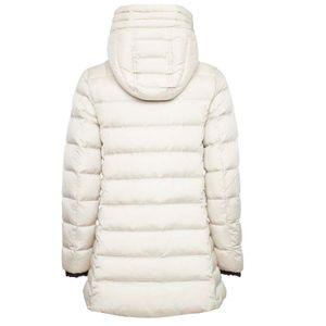 Antartica white winter jacket