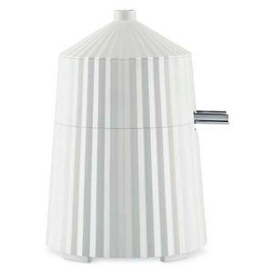White Plissè electric juicer