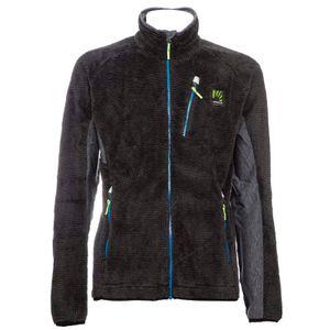 Vertice Fleece mountain sweatshirt in black