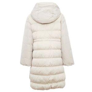 Romana long padded down jacket