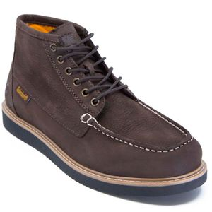 New Market II Chukka brown ankle boot