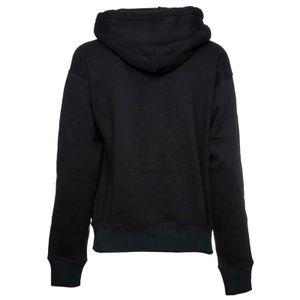Black Polo Bear hooded sweatshirt
