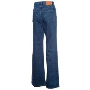 Five-pocket flared jeans