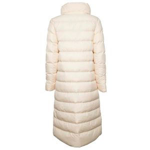 Long down jacket Ellis beige