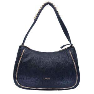 ECS M Hobo shoulder bag with chain